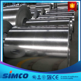 Skinpass Surface Hot Dipped Galvanized Coil
