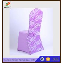Elastic Flower Chair Covers