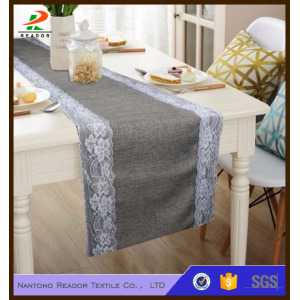 Modern Burlap Table Runners