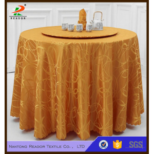 Customized Palace Jacquard Tablecloth
