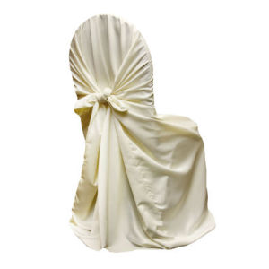 Lamour Universal Self Tie Chair Cover