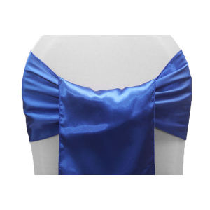 Wide Satin Chair Sashes (9