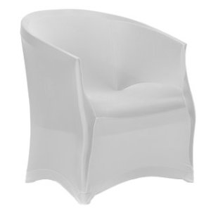 Spandex Chair Cover Armrests Bistro
