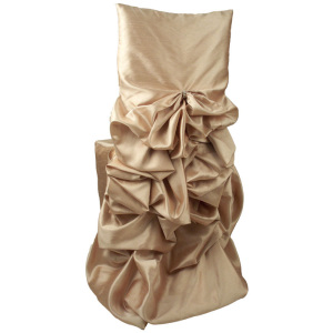 Iridescent Taffeta Diana Chiavari Chair Cover