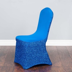 Glitter Stretch Chair Cover