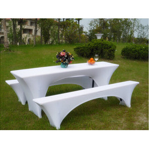 Spandex beer bench Table cover