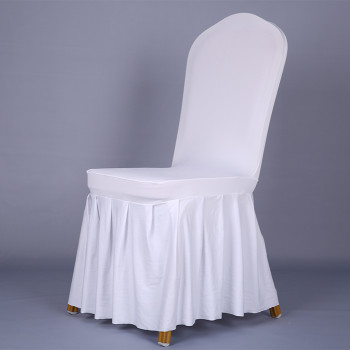 Customize chair covers for weddings