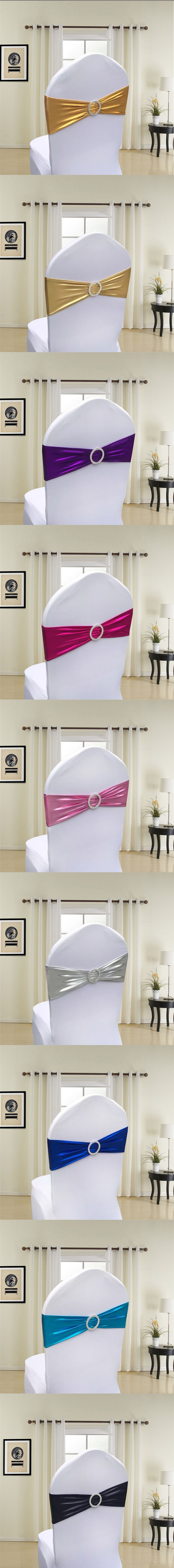 Lycra Wedding Spandex Chair Bands For Sale