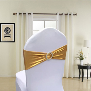 Lycra Wedding Spandex Chair Band sash Decoration