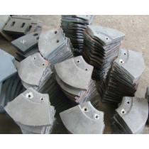 Paving machinery Metal parts China ODM