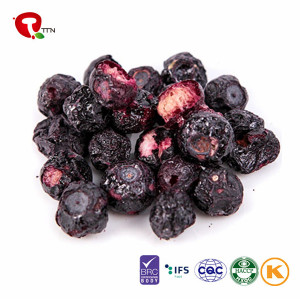 TTN 2018 Whole Freeze Dried Fruit Blueberries Dry Fruit