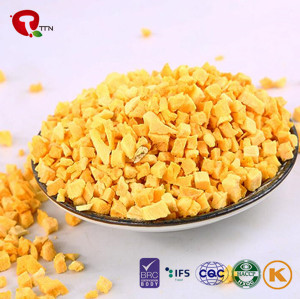 TTN 2018 Best Selling Hot Bulk Mango Freeze Dried Chunks For Sale