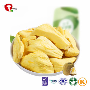 TTN Sale Freeze Dried Green Jackfruit Products With Low Calorie Snacks