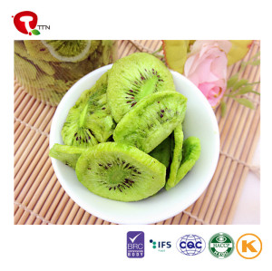 TTN Wholesale New Freeze Dried Green Kiwi Fruit From Chinese Manufacturers