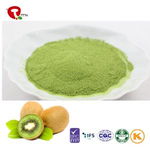 TTN Bulk Wholesale Healthy Freeze Dried Kiwi Fruit as Snack Foods