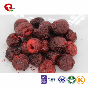Chinese Snacks Dried Freeze Tart Cherries Fruits Online