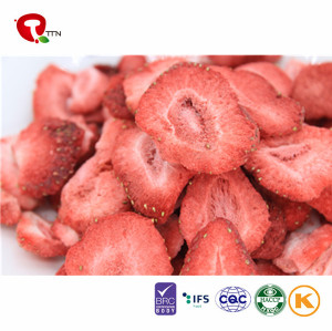 TTN Price of Top 10 Freeze Strawberry From Dried Fruit Food Suppliers