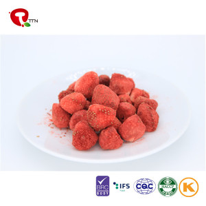 TTN Healthy Unsweetened Sliced Freeze Dried Strawberries Fruit Price