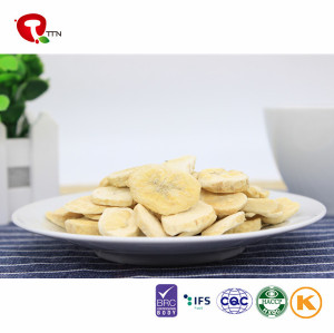 Wholesale Dried Fruit Healthy and Natural Dried Banana Chips