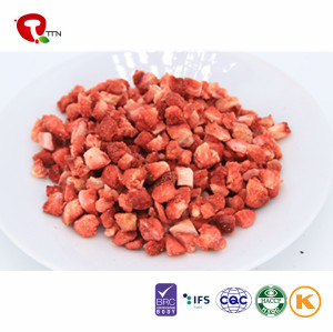 TTN List Of Wholesale Foods Freeze Dry Strawberries No Sugar Added China Supplier