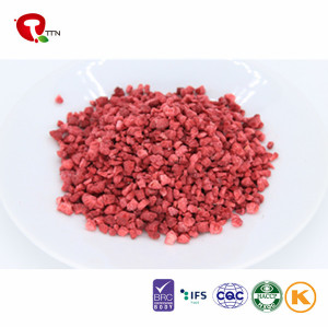 TTN 2018 Price List Of Freeze Dried Strawberries From Chinese Supplier