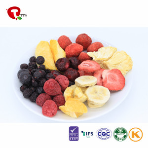 TTN New Sale Dry Fruits of Freeze Dried Fruit Mix Snacks Price