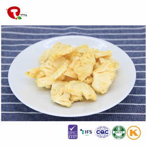 TTN Chinese Wholesale Freeze Dried Pineapple fruit With Dried Pineapple Healthy