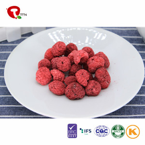 TTN China Wholesale Natural Healthy Freeze Dried Red Raspberry Fruit With Lowest Price