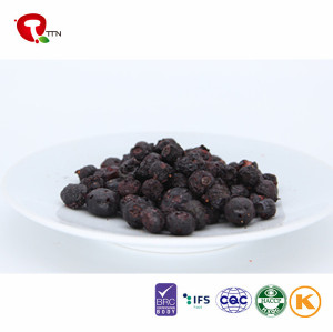 TTN Chinese Wholesale Freeze dried Blueberries Fruit For Low Calorie Snacks