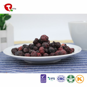 TTN Hot Sale Best Freeze Dried Blueberries Fruit Chinese Dried Food