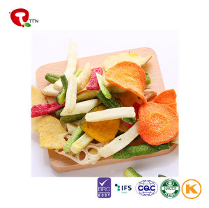 TTN Vacuum Fried Vegetable