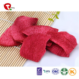 TTN New Sale Vacuum Fried Vegetables Of Fried Red Radish And Green Radish In Chinese