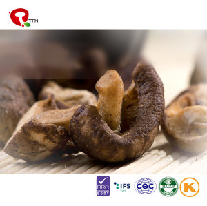 TTN China Best Healthy Fried Mushrooms From Fresh Shiitake Mushrooms
