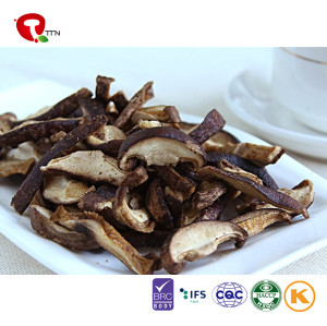 TTN Chinese Healthy Vacuum Fried Vegetables Best Way to Fry Mushrooms For Sale Mushroom