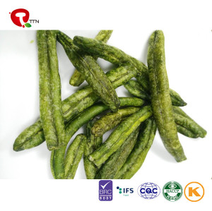 TTN The Latest Wholesale Chinese Crispy Fried Fresh Green Beans Chips