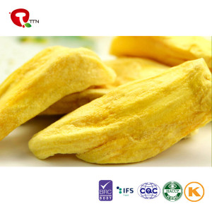 TTN China Wholesale Healthy Freeze Dried Fruit of Jackfruit Price
