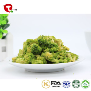 TTN Chinese Wholesale Vacuum Fried Broccoli Vegetables From Best Way To Make Broccoli