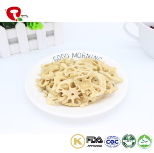 TTN Chinese Wholesale Vegetables Fried Sliced Lotus Root As Healthy Chips