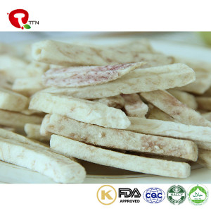 TTN Chinese Wholesale Vacuum Fried Taro Vegetable Food Chips