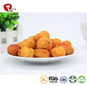 TTN China New Market Vegetables Price For Slae Vacuum Fried Cherry Tomatoes