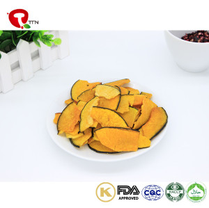 TTN Vacuum Fried Green Vegetables Of Fried Pumpkin Slices From China