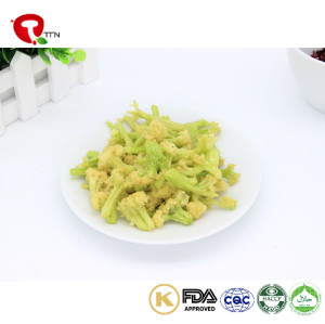 TTN China New Vacuum Fried Cauliflower Vegetables With low Calorie Snacks