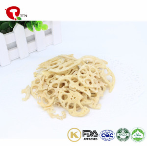 TTN New Drop Vacuum Fried Dried Lotus Root Food With Lotus Root Nutrition