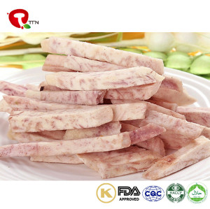 TTN Wholesale Supply Vacuum Fried Taro Vegetable With Taro Chips Nutrition