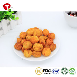 TTN Wholesale Best Vacuum Fried Cherry Tomatoes Vegetables With Low Calorie Snacks