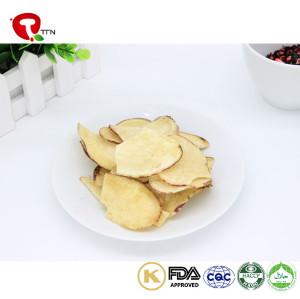 TTN  Wholesale Potato Vegetables Snacks Vacuum Fried Sweet Potato