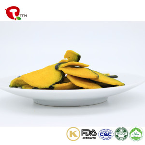 TTN Sale Low Calorie Snacks of Vacuum Fried Pumpkin Vegetanles Price