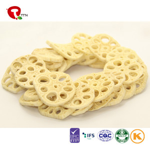 TTN Bulk Wholesale Healthy Snacks of Vegetables From Fried Sliced Lotus Root