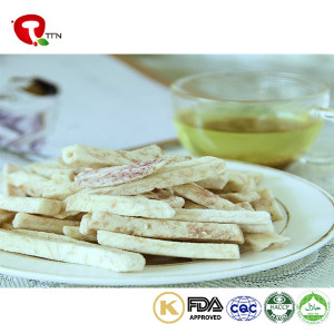 TTN China Export Vacuum Fried Vegetables of Taro Food Vegetable Flavor Chips