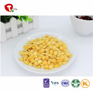 TTN Wholesale Freeze Dried Vegetables of Dried Corn vitamin